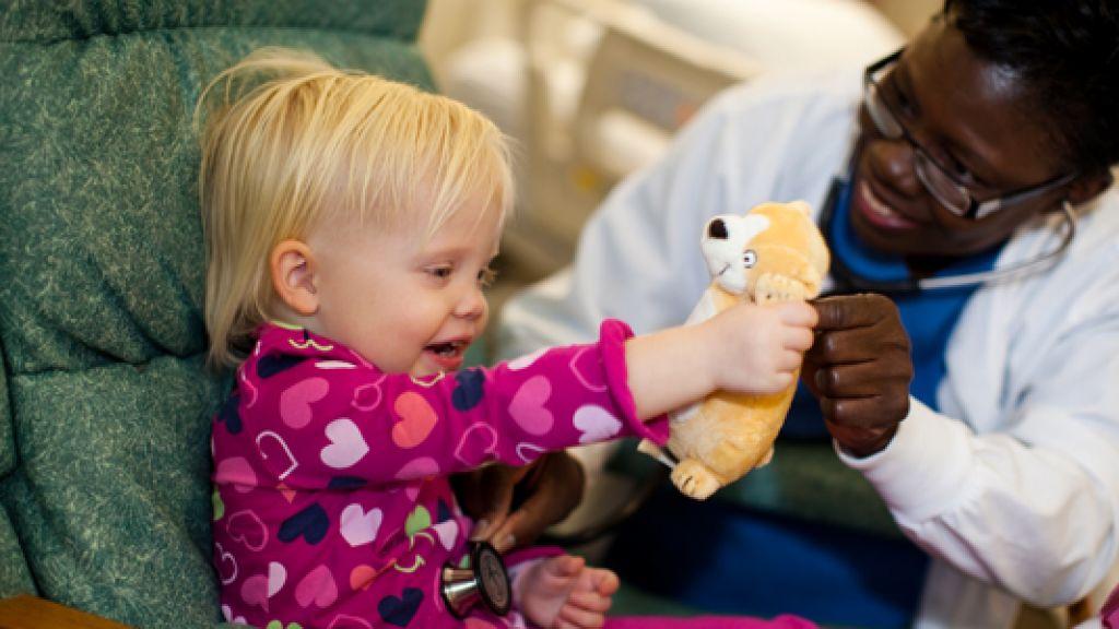 Pediatrics - St  Clair Hospital