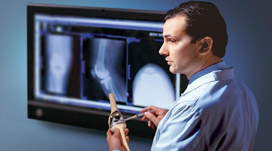 Center for Orthopedics - St  Clair Hospital