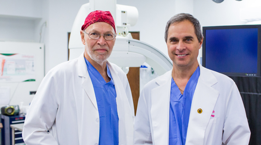 Interventional Radiology - St  Clair Hospital
