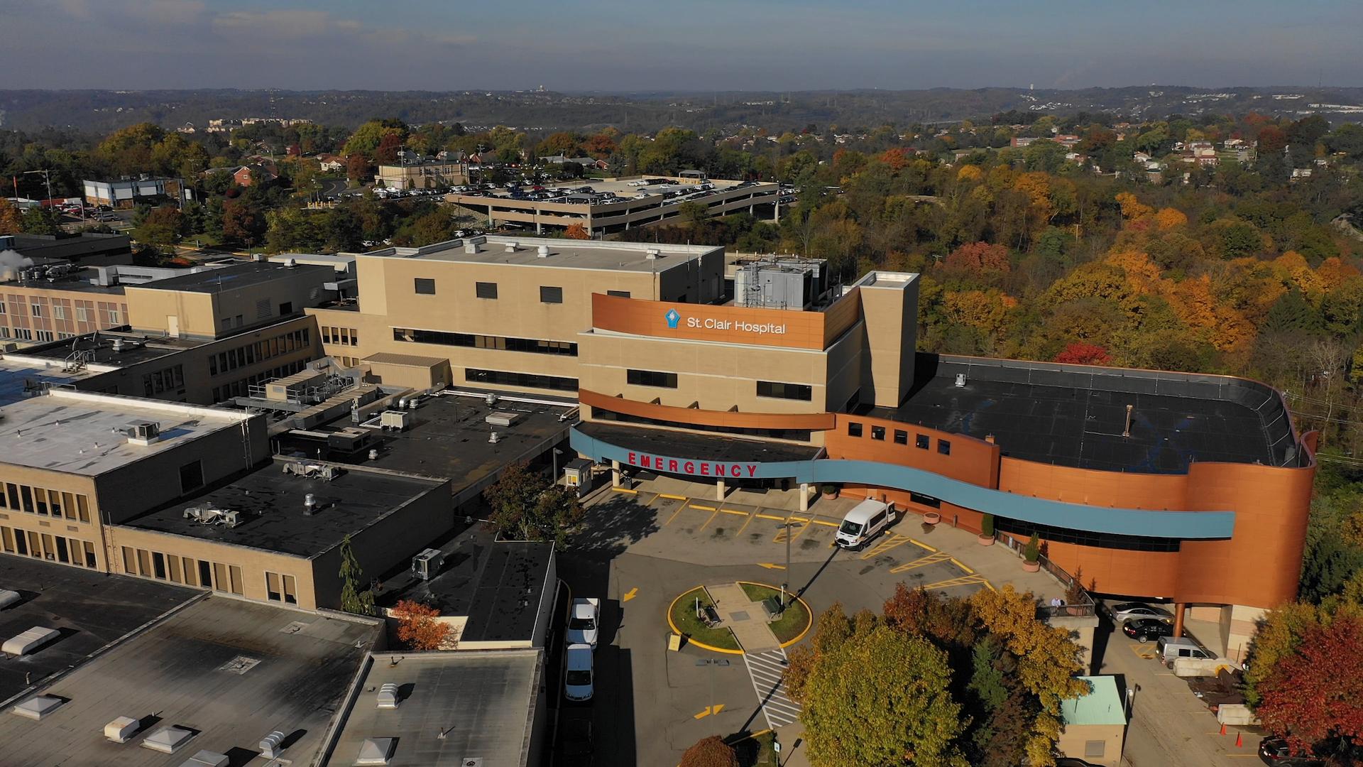 Home - St  Clair Hospital