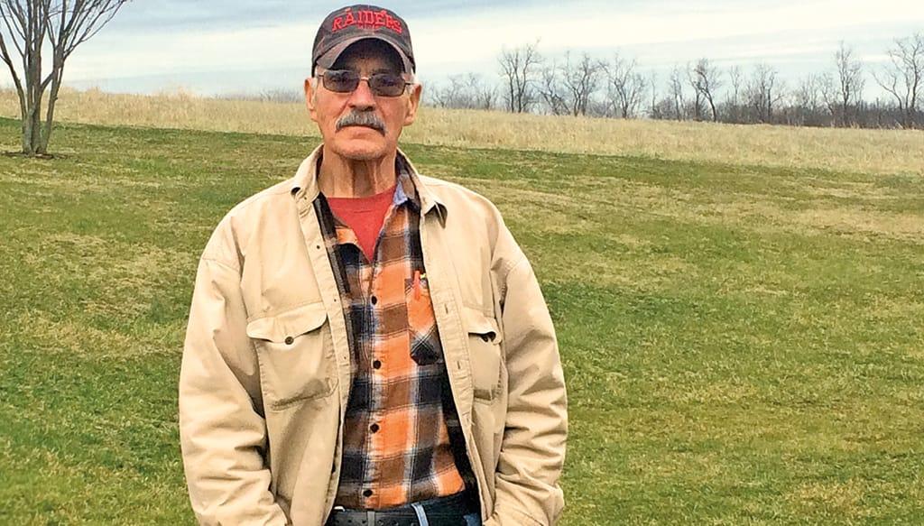 John Hvizda: Back on the farm