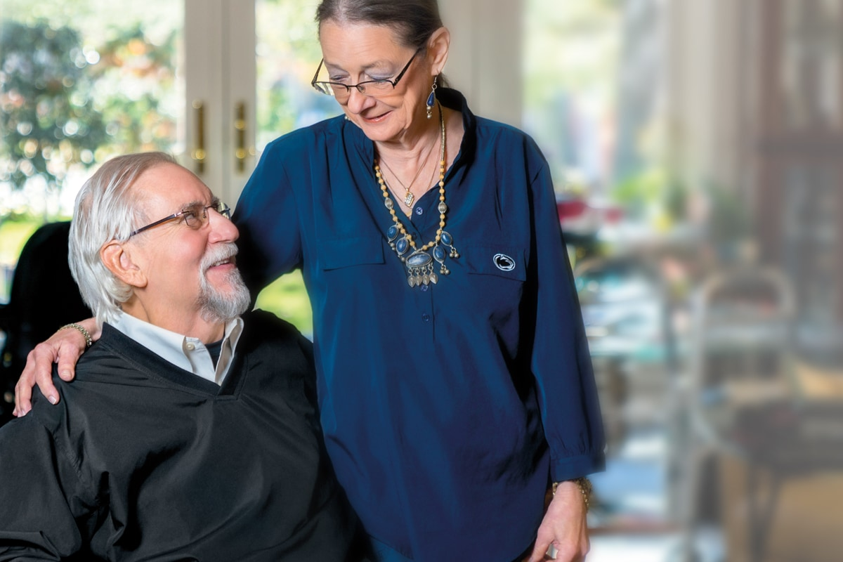 Henry Barr: A life-changing difference