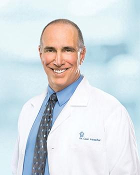 Wayne A. Evron, M.D., FAACE, Endocrinologist, St. Clair Hospital