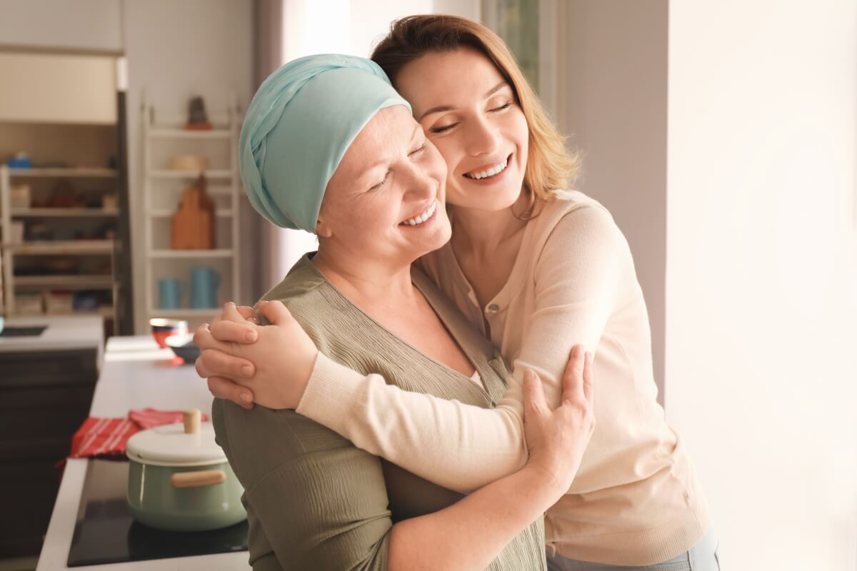 Support is an important piece of the breast cancer puzzle